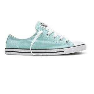 💕Converse CTAS Teal Bumble Bee Sneakers